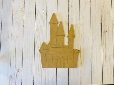Castle MDF Board