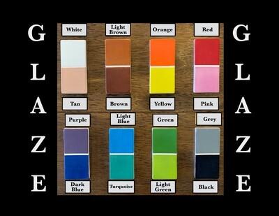 Extra Glaze (2 Colors)