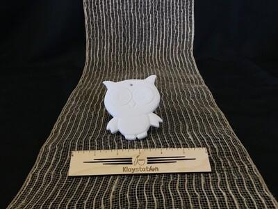 Kooky Owl Ornament