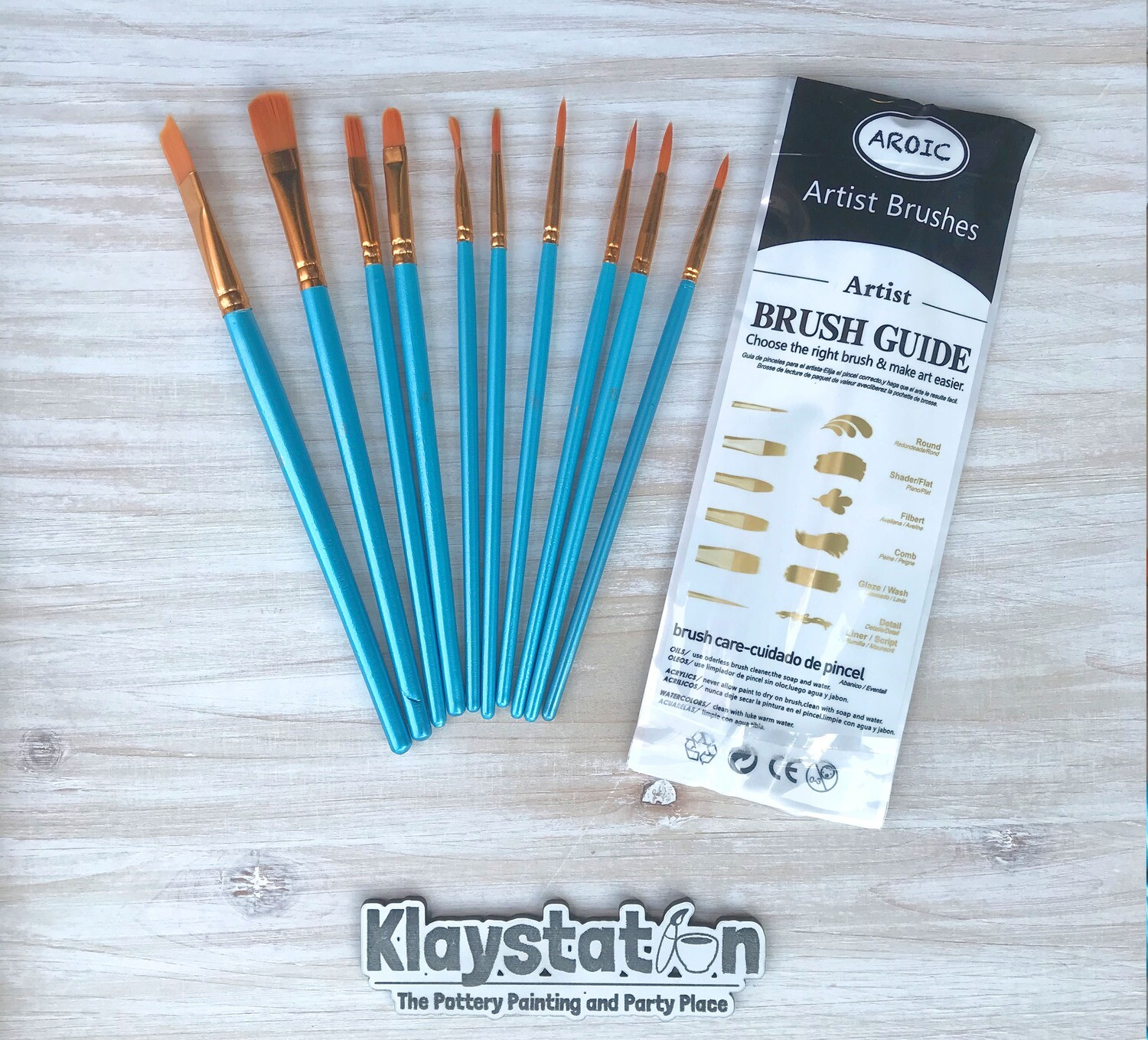 Paint Brush Kit