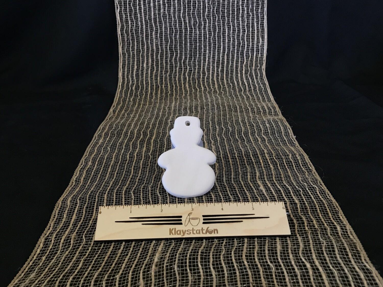 KS Snowman Ornament