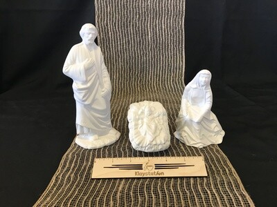 Nativity Set Detailed