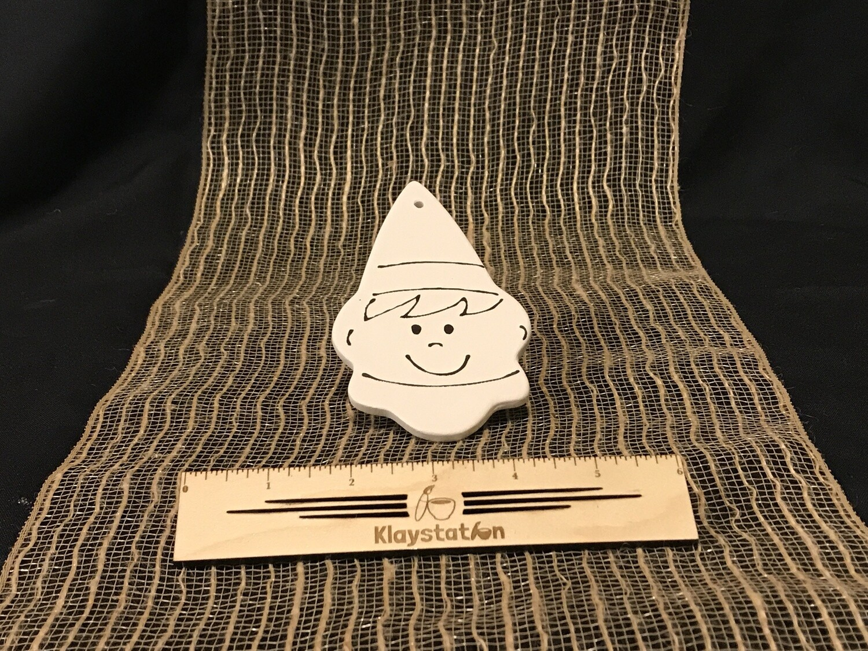 Elf Detailed Ornament