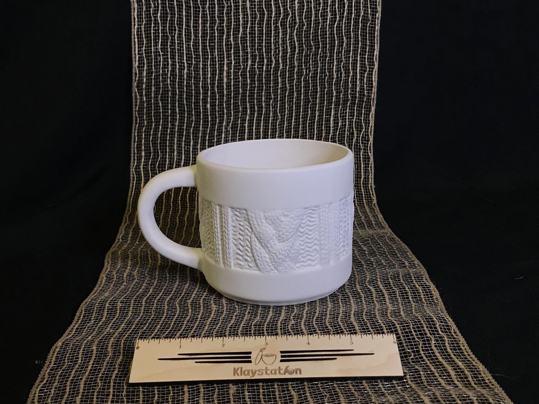 Cozy Sweater Mug