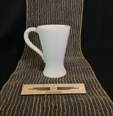 Swirl Handle Mug