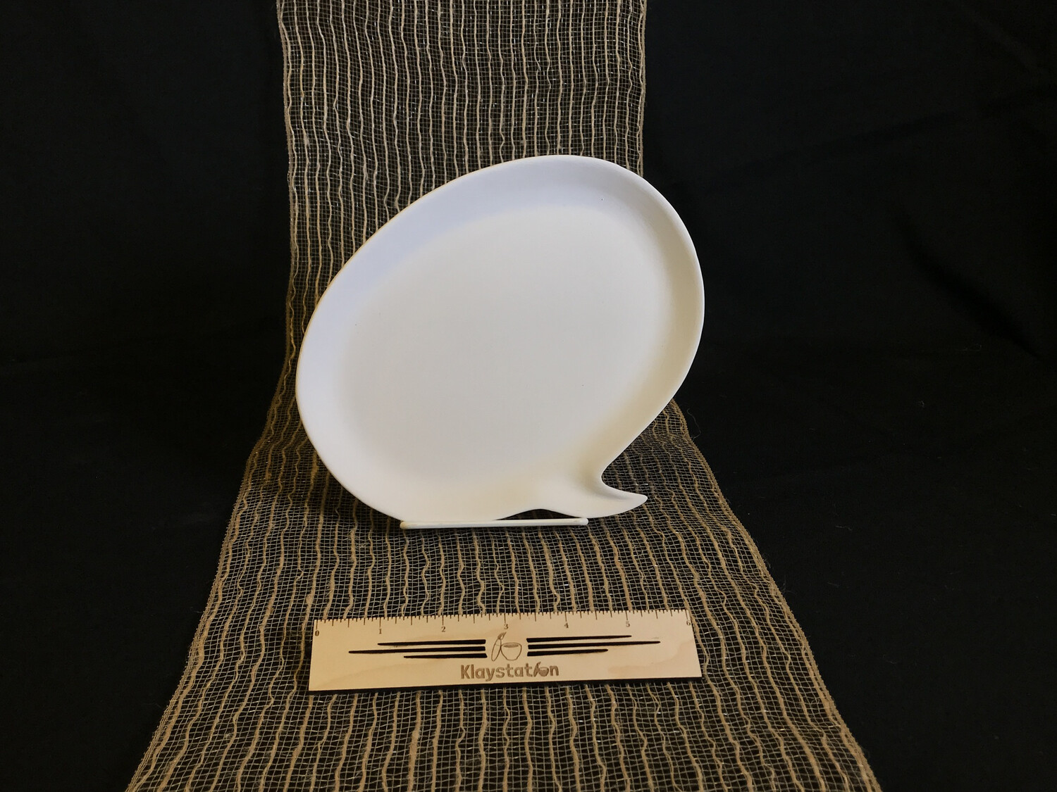 Message Me Plate