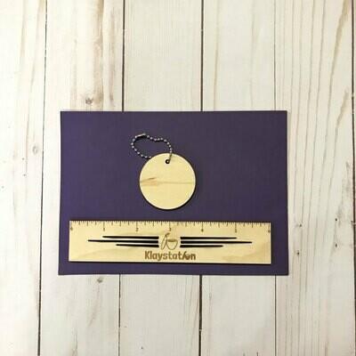 DIY Engraved Keychain