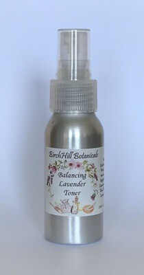 Balancing Lavender Toner 60 ml