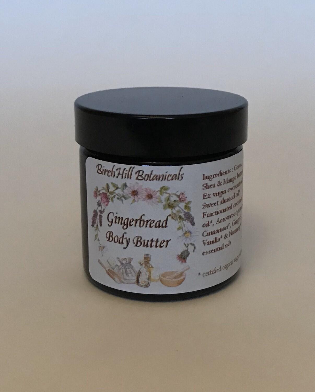 Gingerbread Body Butter