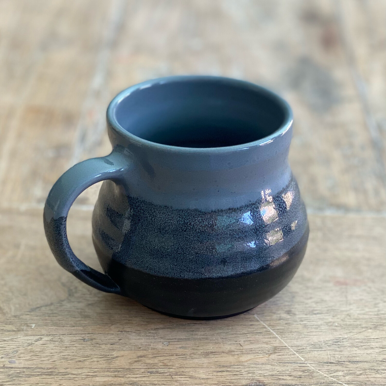 14oz Grey Mug 3