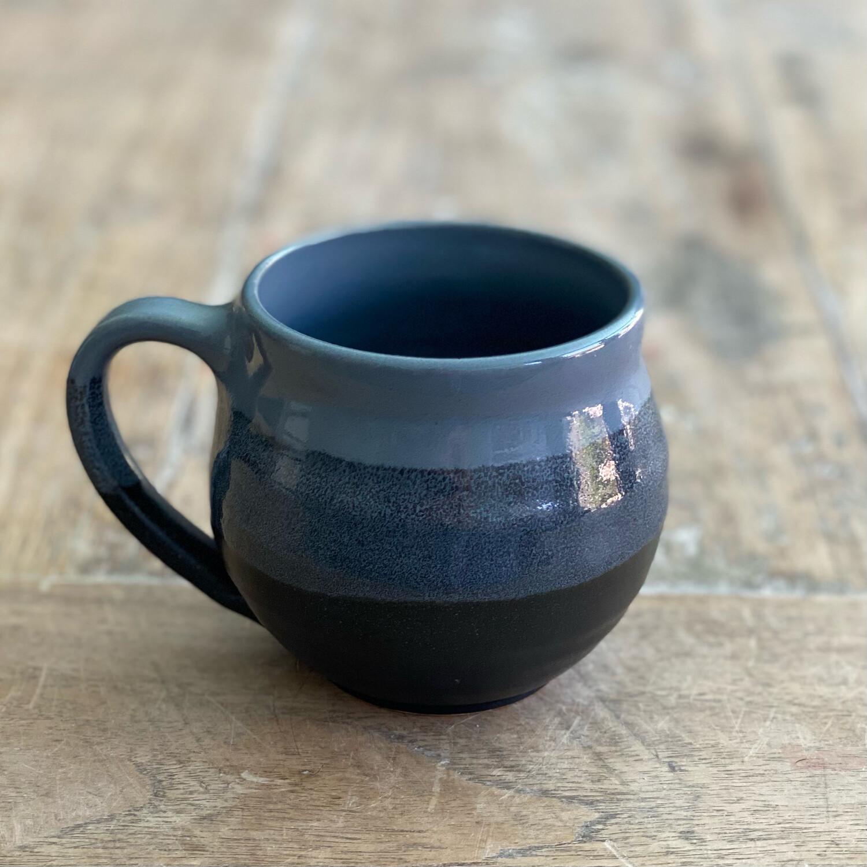 12oz Grey Mug 2