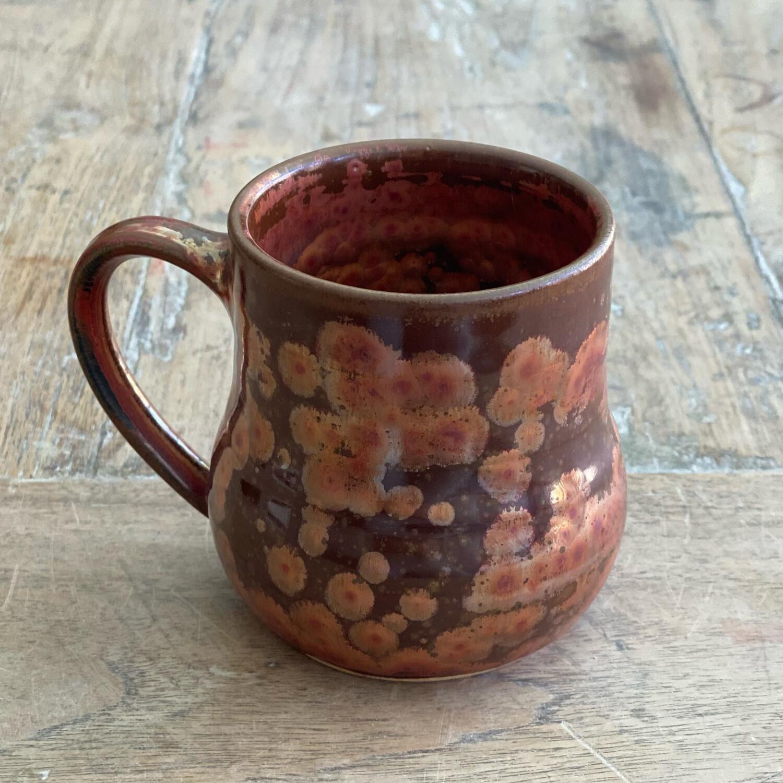 11oz Copper Crystal Mug