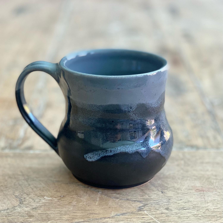 11oz Grey Mug 1