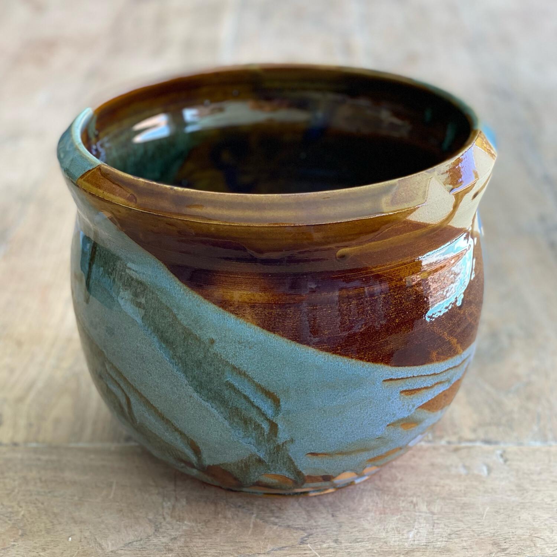 Abstract Pot