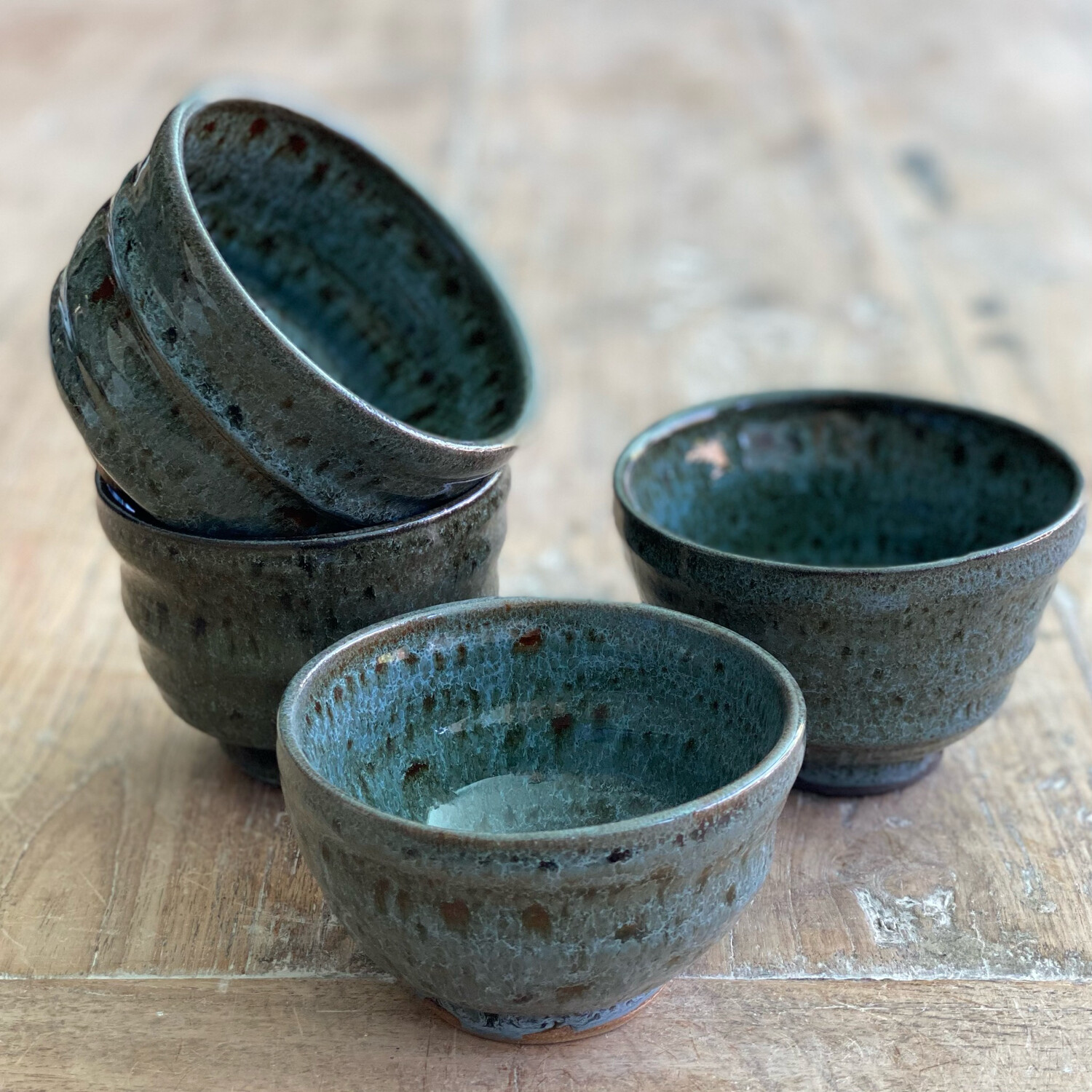 Set Of 4 Teabowls