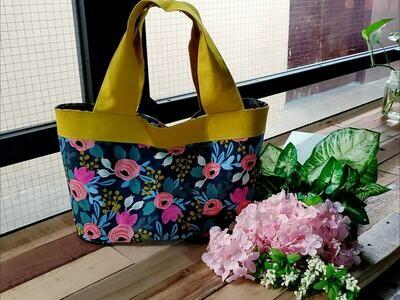 訂造 - 日式拼布雙面手提袋