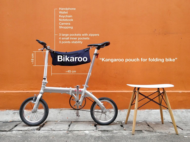 Bikaroo pouch