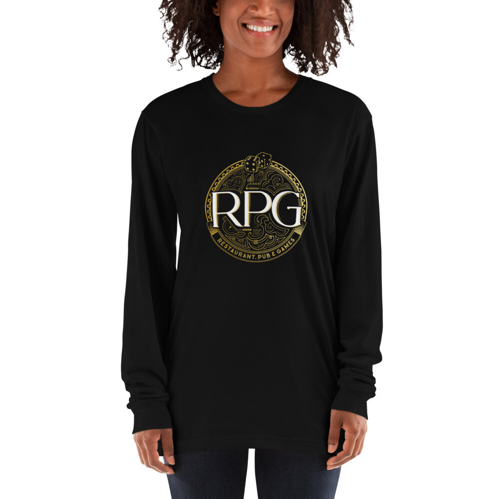RPG Logo, Long sleeve t-shirt