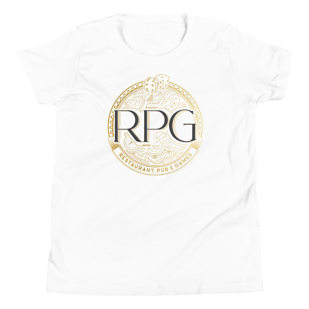 RPG Logo Youth Short Sleeve T-Shirt