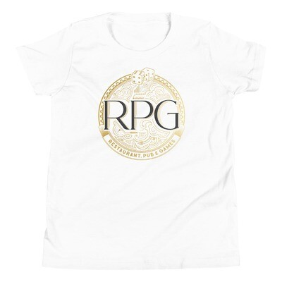 RPG Logo Youth Short Sleeve T-Shirt
