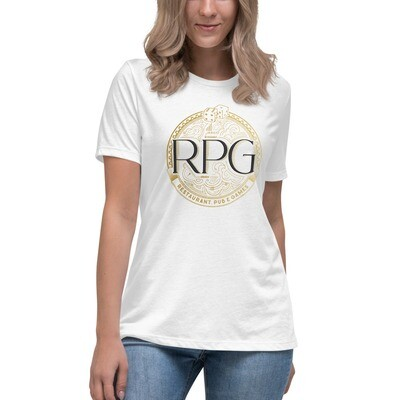 RPG Logo Women's Relaxed T-Shirt