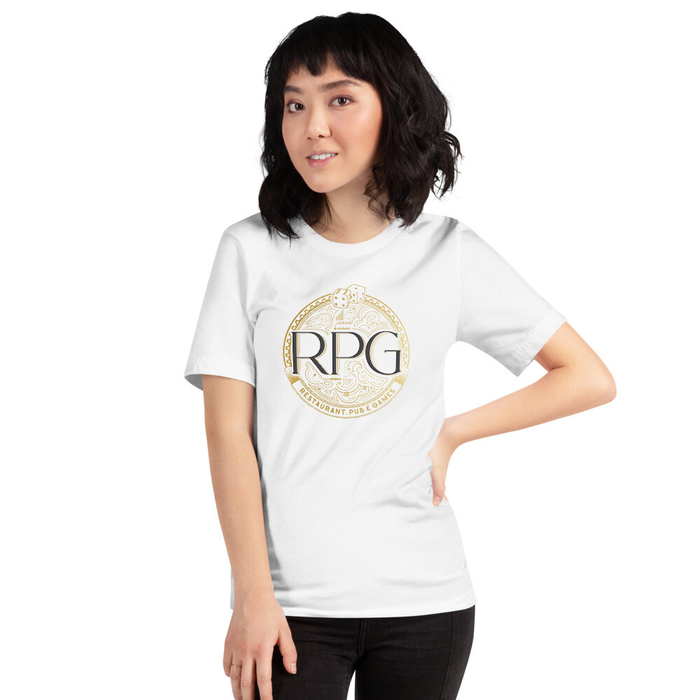 RPG Logo Short-Sleeve Unisex T-Shirt