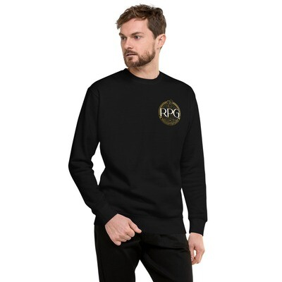 RPG Logo Unisex Fleece Pullover