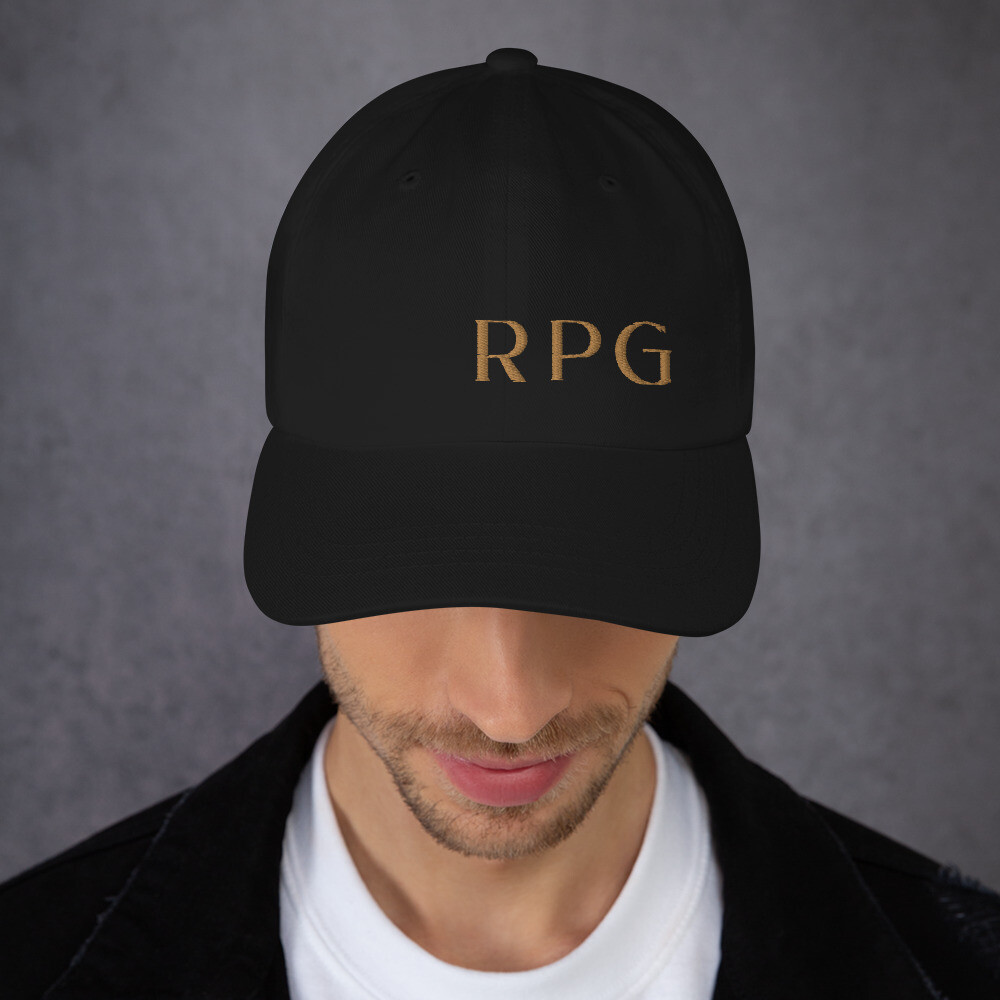 RPG Logo baseball hat