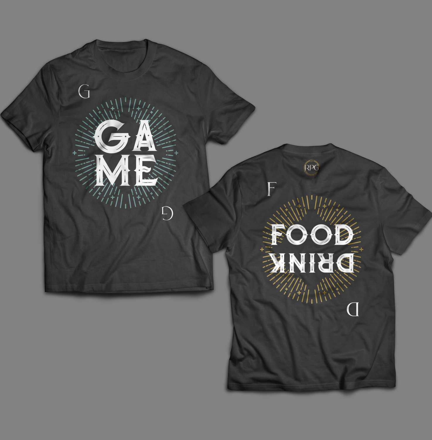 Food and Game Shirt (limited pre-order)