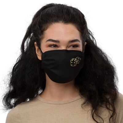 Premium Dice face mask