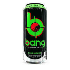 Bang Energy Sour Heads
