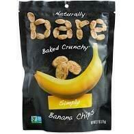 Bare Banana Chips 1.4. oz