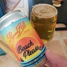 Beach Please 6 pk can Pigeon Hill