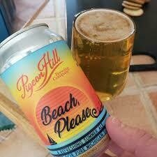 Beach Please 6 pk can Pigeon Hill