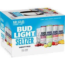 Bud Light Seltzer Variety 12 Pack