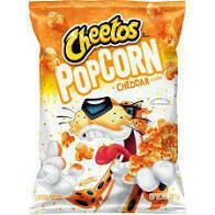 Cheetos Cheddar Popcorn 2.5 oz