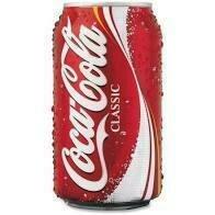 Coke 12oz Can
