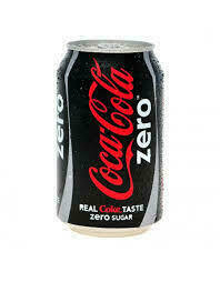 Coke Zero 12oz Can