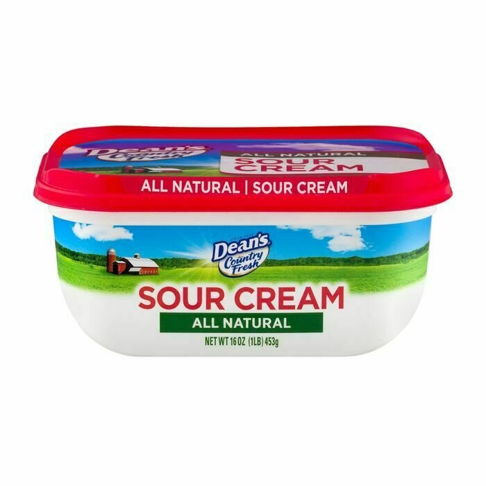 Country Fresh Sour Cream 8 oz