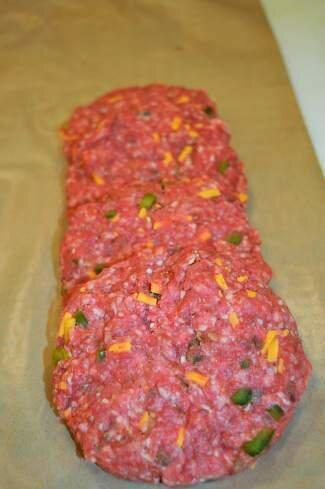Cowboy Burgers (4 pack) 5.2 oz each