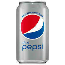 Diet Pepsi 12 oz Can
