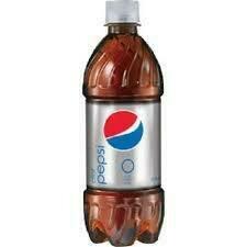 Diet Pepsi 20 Oz