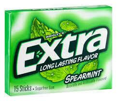 Extra Long Lasting Flavor Gum