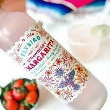 Flybird Strawberry Margarita 750