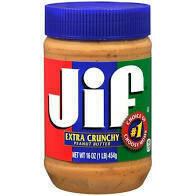 Jif Peanut Butter Extra Crunchy 1 lb 12 oz