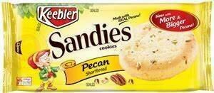 Keebler Pecan Sandies 11.3 oz
