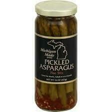 Michigan Pickled Asparagus