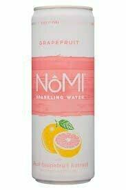 Nomi Grapefruit Sparkling Water 12 oz