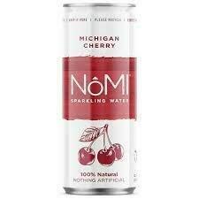 NoMi Michigan Cherry Sparkling Water 12oz