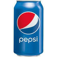 Pepsi 12 oz can